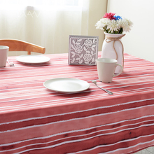 Competitive Heat Transfer Print Table Cloth Tablecloth