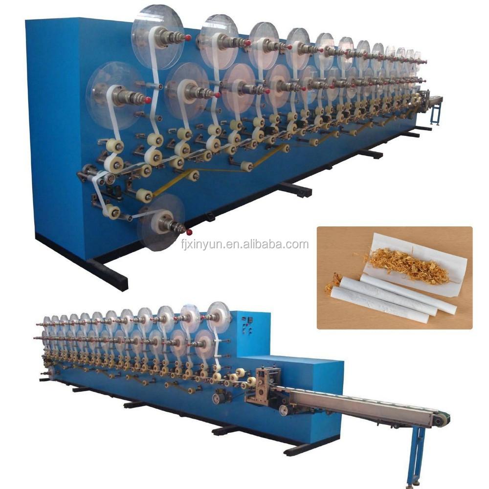 rolling paper machine
