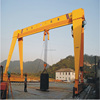 single beam electric chain hoist used gantry crane 25 gantry crane 10 ton