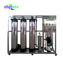 750LPH ro water treatment ro filtration unit