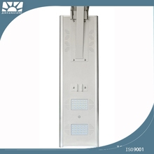 With 5 years warranty 120lm/w TUV GS CE RoHS Listed led solar street light all in one
