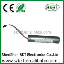 6.4V 3ah lithium ion battery 5v 3ah 6v 2.3ah battery
