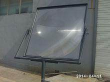 Hot selling HW-F1000-5 1000*1000MM PMMA solar cooking fresnel lens