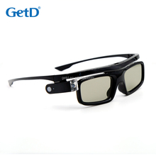 DLP link 3d eyewear for projectors GL1800