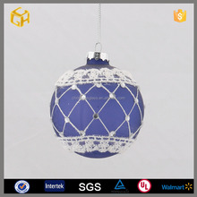 Hanging glass ball different kinds of handicraft making