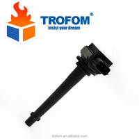 Ignition Coil For Nissan MARCH Micra Note NV200 Qashqai Tiida X-Trail 22448-ED800 0221604014 22448ED800 22448-ED800-EP UF-591