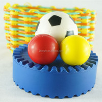 PU round stress reliever ball/squeeze ball