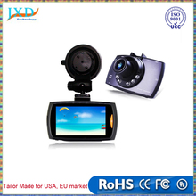 "Car Dvrs 2.7"" LCD Screen Full Hd 1080p Night Vision Vehicle Camera Video Recorder Dash Cam Black Box Dashboard Camcorder"