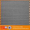 decorative perforated acoustic panel