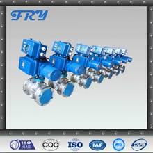 Cast iron or Stainless Steel Electric Ball Valve