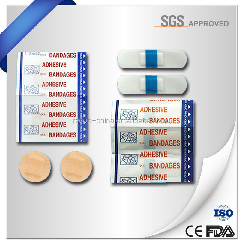 Medical Sterile Custom Printing Band Aid With Tin Box