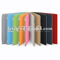 For leather ipad covers microfiber lining