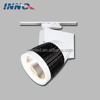Extra Narrow Beam Track Mounted Hight focus Spotlight LED Light Fixtures for Hotels, restaurants, bars, cafes, museums, shops