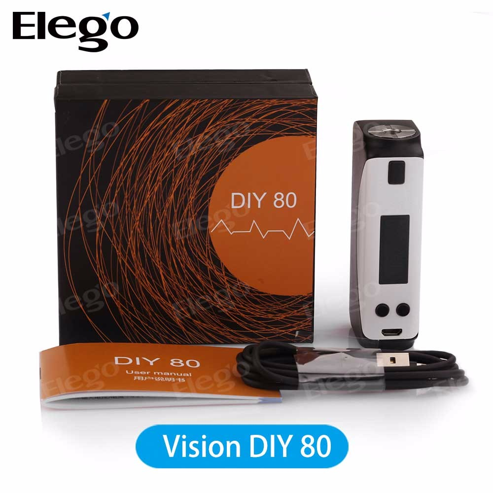 Top selling products Display OLED 510 Thread 80W Vision DIY 80 vs TARGET Pro