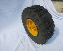 high quality good price 15x5.00-6 lawn mower tire and snow mud tire