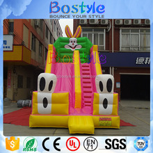 Giant inflatable bouncer slide insect water slides for sale