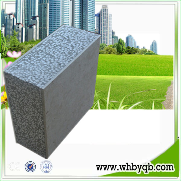 Fireproof Building Materials Lightweight EPS Concrete Wall Block