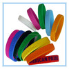2016 cheap customized silicone bracelets with multi colors