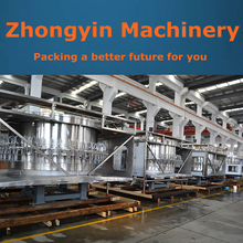 Aseptic cold filling pet bottle coconut water production line juice production line juice packing line