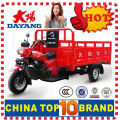China BeiYi DaYang Brand 150ccl/175cc/200cc/250cc/300cc Three wheel Cargo motorcycle Made in China
