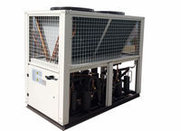 Air conditioning module machine unit
