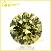 1mm 2mm 5mm 8mm 10mm Hot sale olive cz loose stone