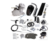 2 stroke 80cc bicycle engine kit petrol gasoline 49cc 66cc 50cc
