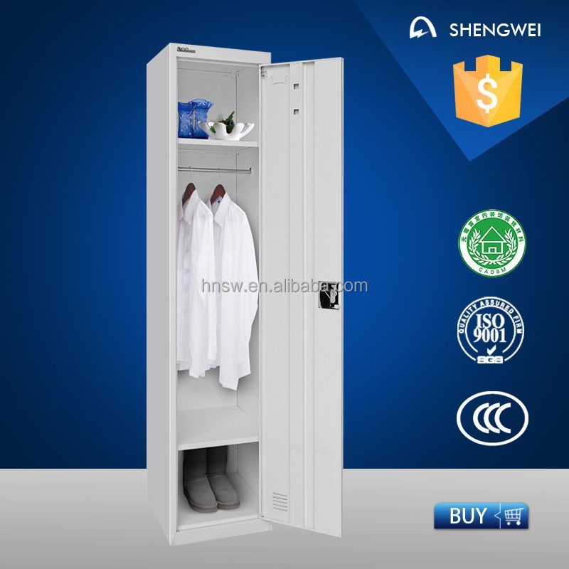 bedroom furniture steel clothing locker steel locker for hanging clothes kids metal lockers