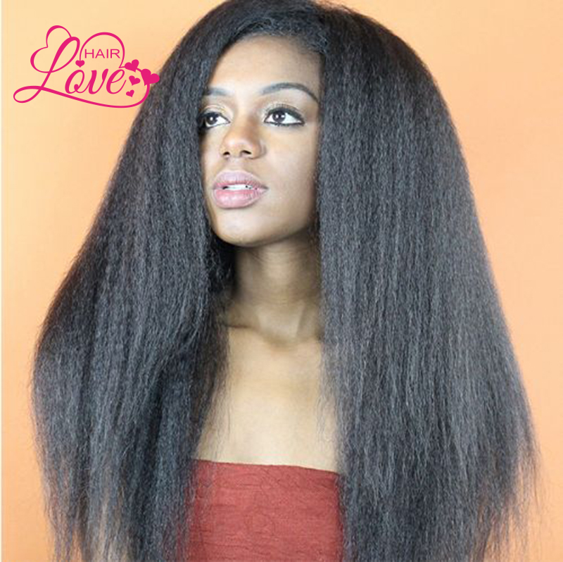 Qingdao Love Hair wholesale factory price virgin human brazilian hair weave 3 bundles with lace closure kinky straight hair