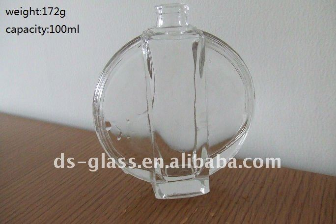 fragrance glass container