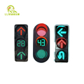 High quality road safety traffic signal 300mm led traffic light