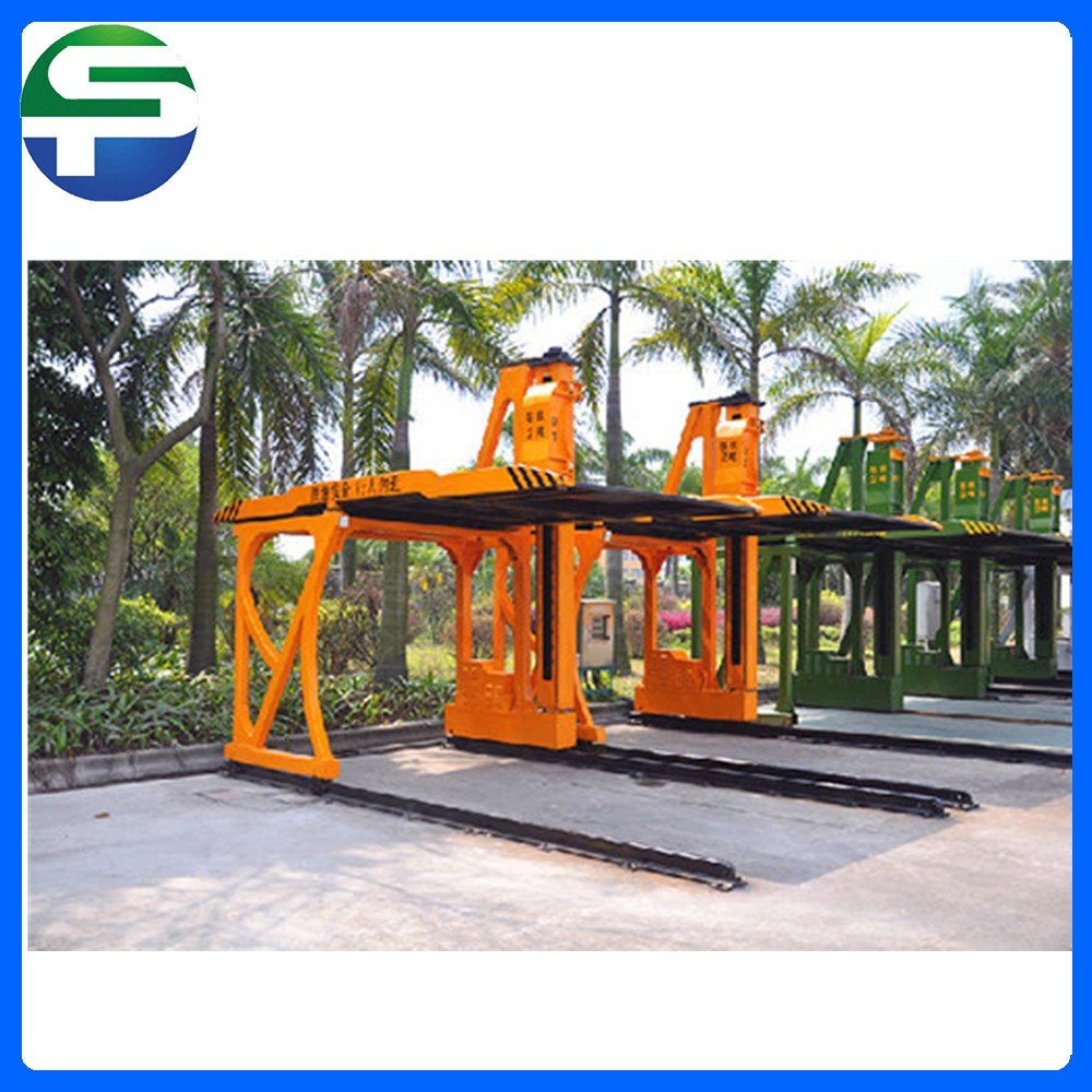 2017 hot sale new PSH double-layer lift-sliding mechanical hydraulic car parking system