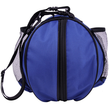 Wholesale custom football sports soccer basketball ball carrying bag