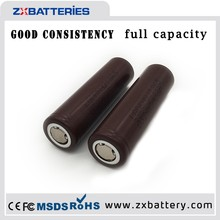 zxbattery IMR 18650 35A 3000 mAh 3.7V LI-MN High Drain Rechargeable Battery