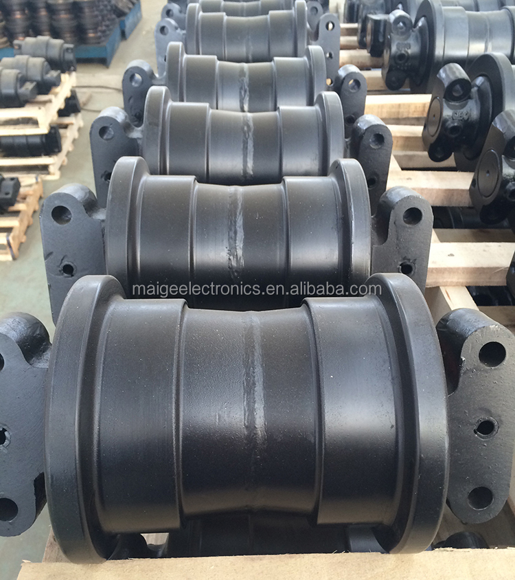 Volvo EC460 Excavator Parts,Track Roller Assembly