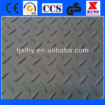 Decoration Stainless Steel Checkered Plate