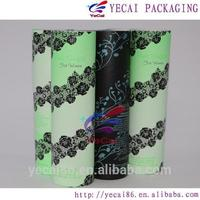Luxury elegant gift paper box with CE certificate