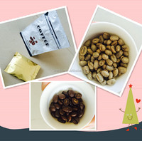 Wholesale price Yunnan coffee bean green coffee bean and roasted coffee bean supply