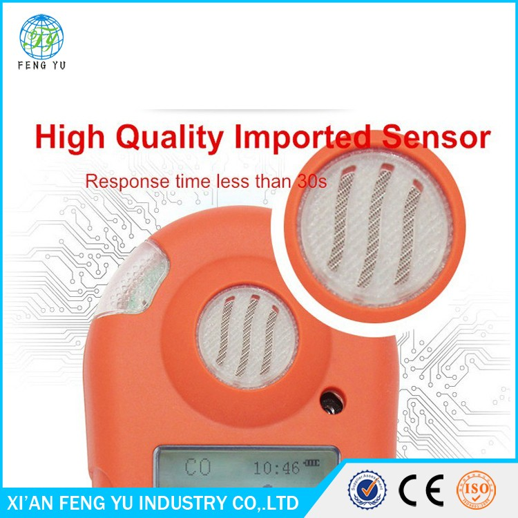 Mini Refrigerant Gas Leak Detector With Shutter off Valve