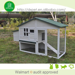 China supplier new design outdoor wooden large animal cage