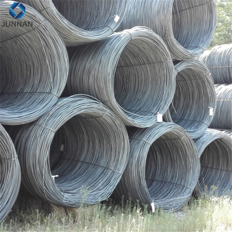 high tensile 7 wire 12.70 post tension steel wire cable