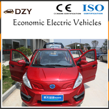 2016 hot selling electric environmental protection car with CE
