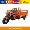 Chongqing tricycle with carriage gas truck, transport tricycle for sale