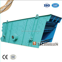 Fine Crushing Low Power Consumption Vibrating Screen