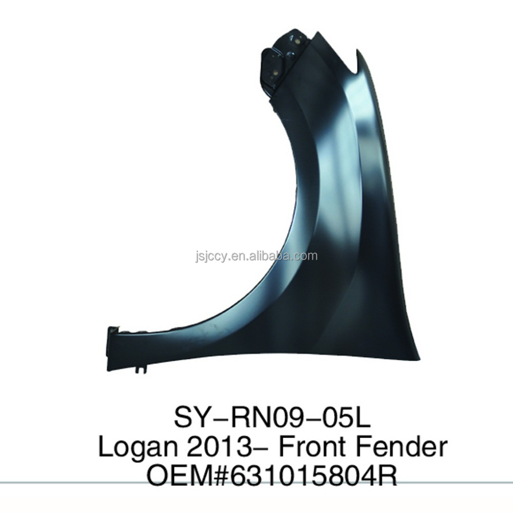 Front Fender For New Renault Logan 2013 Car Auto Body Parts 631015804R