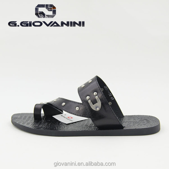 Fashion italian summer style men wholesale flip flop slippers Wholesale