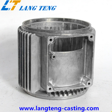 OEM Die Cast Aluminum Electric Motor Housing for 55kw AC Electric Motor