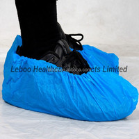 Leboo disposable CPE overshoes