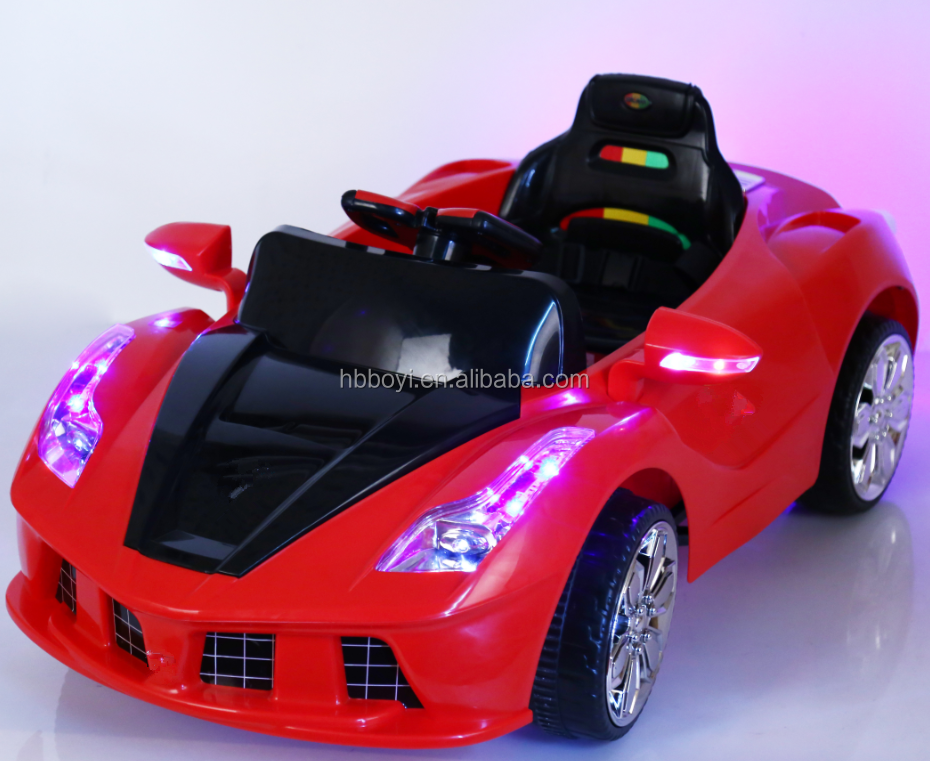 order child toys by factory/kid electric toys/ride on child electric <strong>car</strong> with battery