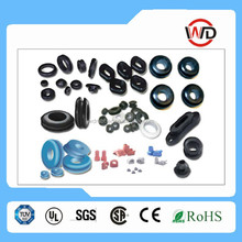 Custom molded nitrile rubber grommet, silicone rubber grommet, viton rubber grommet